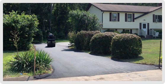 Waterford New London CT Paving Services